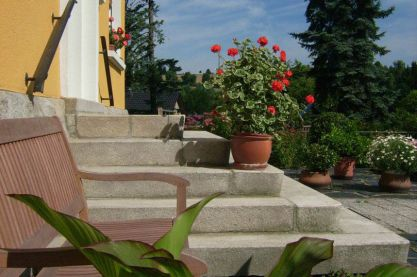 Ferienwohnung Gertrudis - Eingang