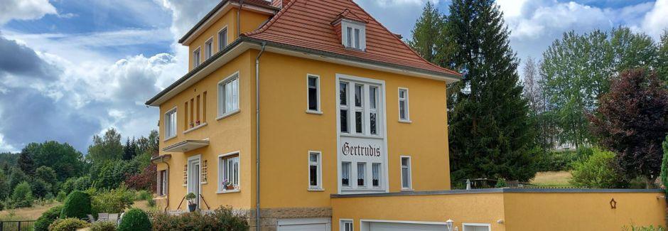 Ferienwohnung Gertrudis - Bad Brambach